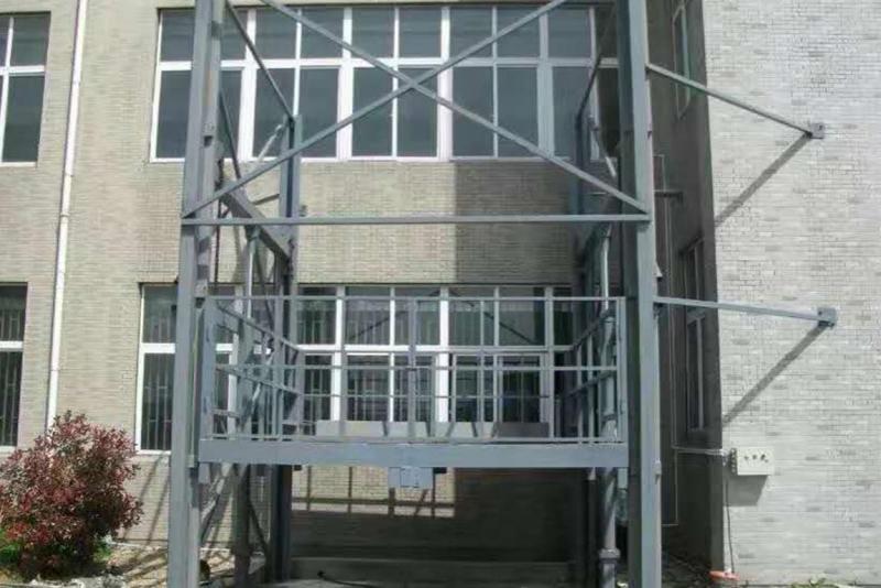 升降货梯泵站噪音大的解决办法