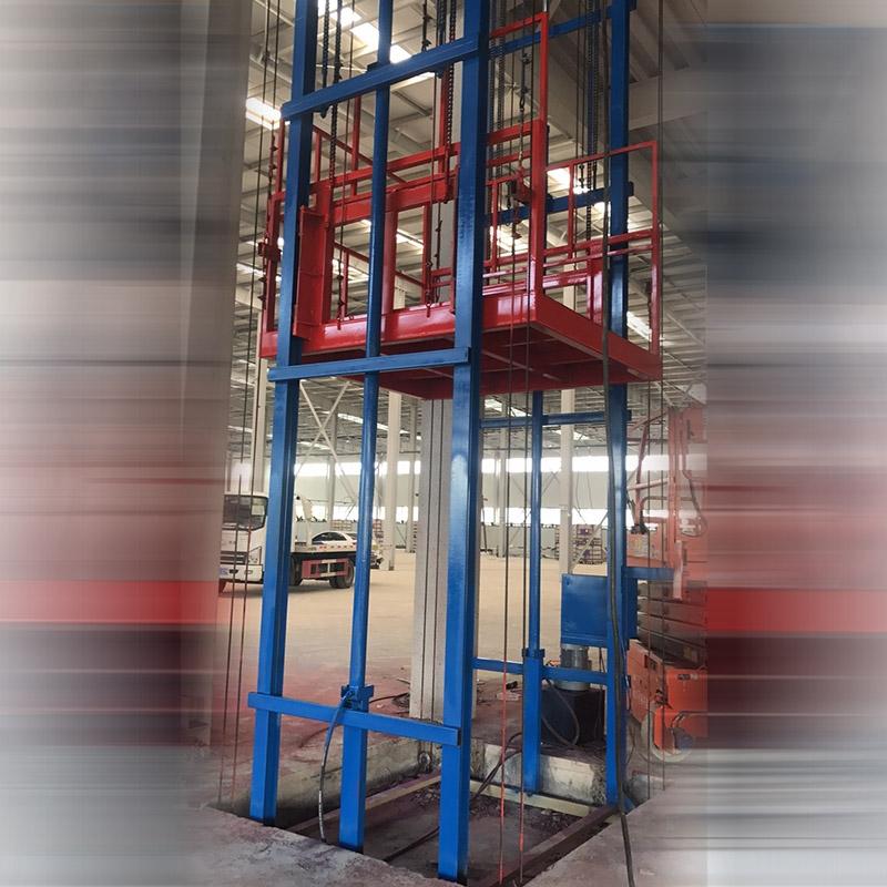 在设计的初始阶段升降货梯需要哪些?