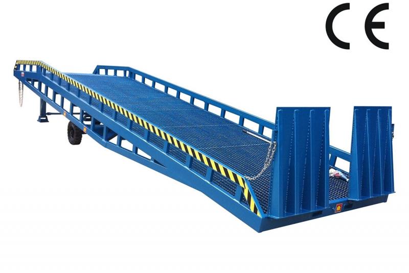折叠登车桥
