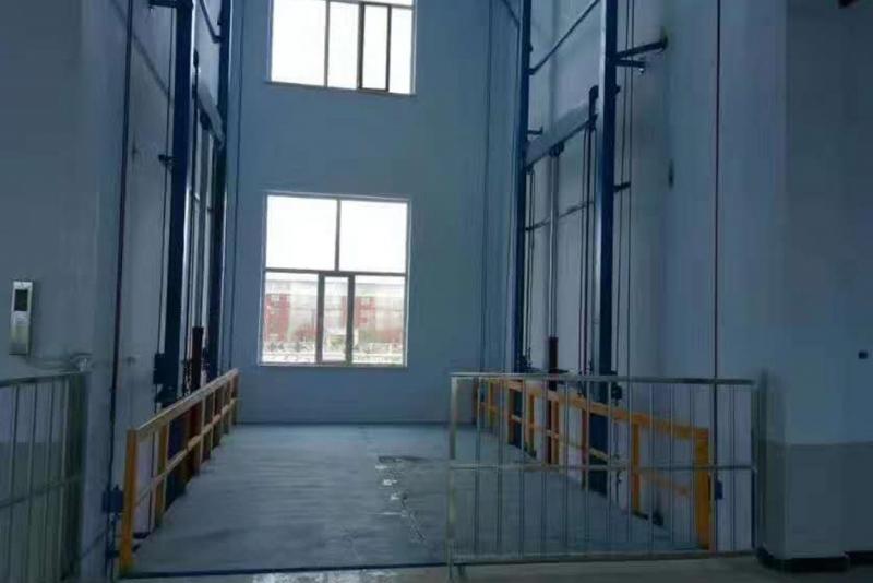 固定式液压升降货梯应用于哪些地方